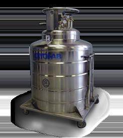 Liquid Hydrogen Storage Dewar
