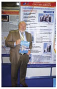Vincent Grillo of Cryofab with Coldfacts Magazine