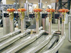 custom liquid helium lines