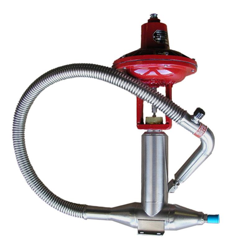 custom liquid nitrogen transfer hose